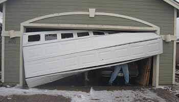 Garage Door Off Track Repair Orange County CA