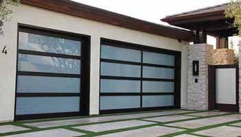 Glass Garage Doors Orange County CA
